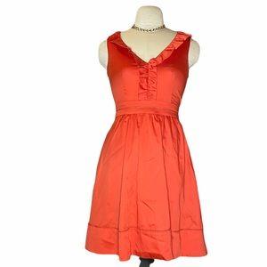 Ivanka Trump Spring Ruffle Dress